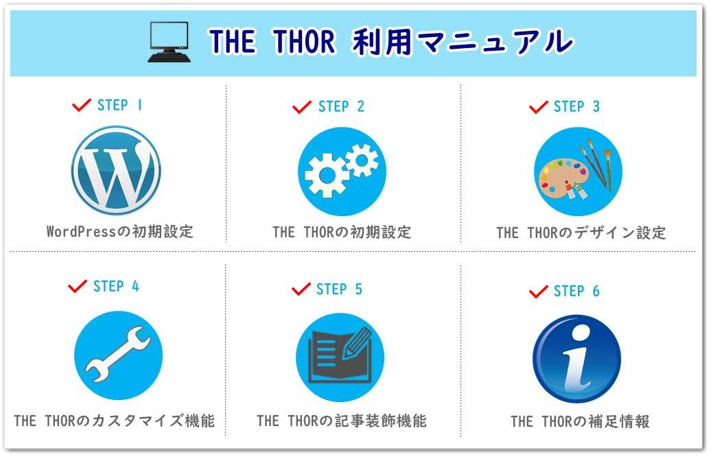THE THOR(ザ・トール)のその他補足情報